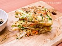 鮮蝦什錦蔬菜煎餅