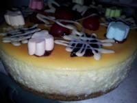 重乳酪蛋糕餅乾板