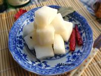 日式酸甜蘿蔔