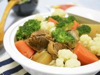 紅燒牛肉燉蘿蔔【烹大師時食饗宴】