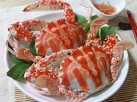 烤原味蟹『飛利浦萬用鍋』