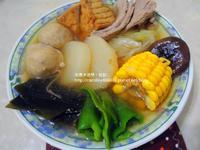 冬日裏的好滋味~~關東煮溫暖你的胃
