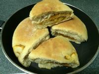 豆腐南瓜麵包