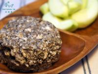寵物鮮食食譜>黑芝麻雞蓉燕麥粥,狗鮮食