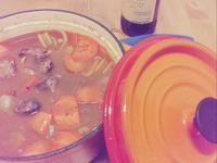 [鑄鐵鍋] 法式紅酒燉雞腿