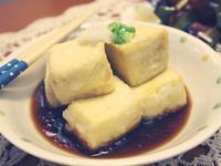 清爽不油膩!! - 日式揚出豆腐