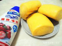地瓜煉奶饅頭【鷹牌煉奶】