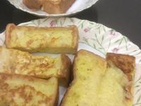 法式吐司--蜂蜜口味/起司焗烤口味