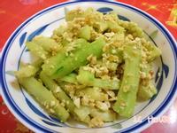 小黃瓜炒鹹蛋