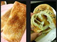 原味燒餅vs.甜燒餅