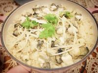 日式牡蠣炊飯~~吃進大海的鮮美味道!!