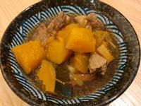 〔電鍋料理〕大同電鍋料理-日式南瓜燉肉