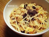 韓式牛肉豆芽飯 쇠고기콩나물밥