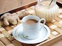 抗寒暖身必學~2分鐘完成懶人版薑母奶茶