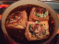 紅燒鑲豆腐