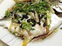[懶人料理] 豉汁蒸倉魚