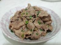 香煎豬梅花肉片(美極鮮味露)