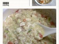 昆布高湯蔬菜鮪魚粥