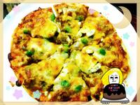 義式肉醬薄皮披薩