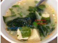 豆腐味噌湯 (蝦頭高湯)