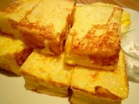 法式煉乳土司(鷹牌煉乳)