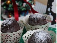 聖誕巧克力瑪芬 - 辣媽Shania