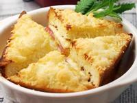 法式吐司三明治焗烤