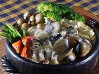 龍膽石斑魚涮涮鍋組合包創意料理-黛絲蒂