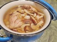 菇菇雞湯『 飛利浦萬用鍋』