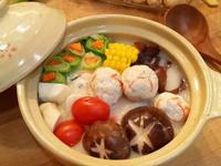 簡易酒粕味噌蔬菜鍋