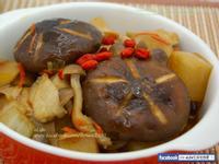 和風味噌燉菜~~疊煮料理【全營養萃取鍋】