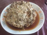 梅乾菜蒸肉餅