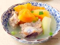 木瓜排骨湯
