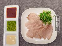 唐風三味佐雪花豬  ♡白切肉2