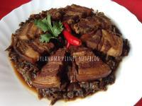 DYLANAMA ♥ 梅乾菜扣肉
