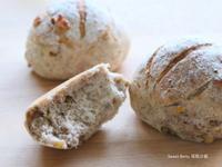 紅豆核桃麵包