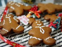 🎄[耶誕系列] 薑餅人餅乾🎄