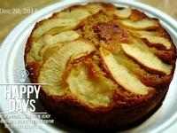 蘋果磅蛋糕