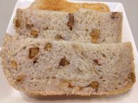 蜂蜜核桃吐司(麵包機食譜)