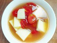 簡易番茄山藥雞湯