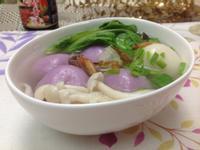 山藥豬肉鹹湯圓(穀盛壽喜燒)