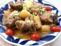 馬鈴薯味噌排骨【電鍋料理】