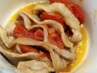 烹調小白【電火鍋】無添加番茄煎嫩肉片