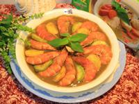 綠咖哩海鮮【穀盛綠咖哩】