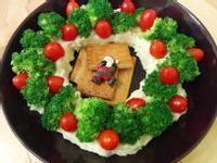 輕鬆端出聖誕節大餐 - 青花菜薯泥沙拉