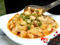 肉末茄豆腐