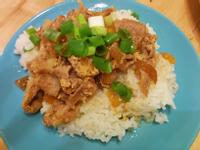 零失誤簡易日式家常美食~壽喜燒豬肉丼