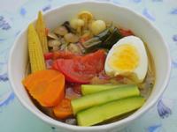 野菜湯咖哩