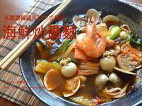 海鮮炒碼麵, 짬뽕