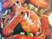 鮮蝦粉絲鍋